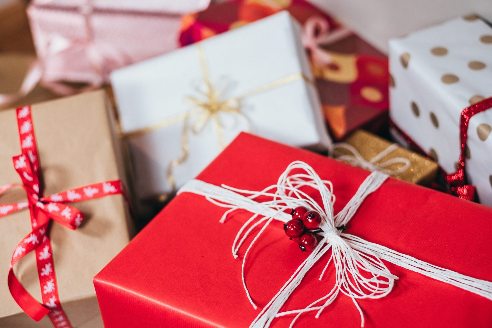 クリスマスプレゼントにドローンを