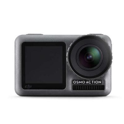 DJI「Osmo Action(オズモアクション)」はGoProと何が違う?アクションカメラのお話☆