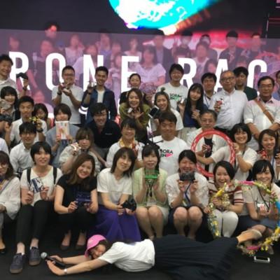 【レポート】ドローン体験会に「空人」さんがゲストに来ていただきました!
